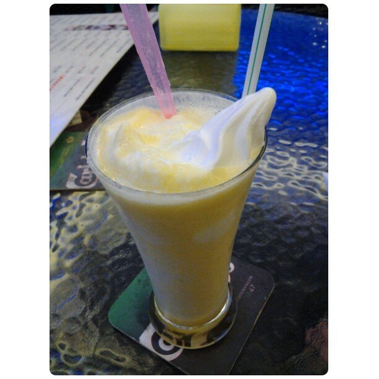 Mango Mania Ice-Cream :)