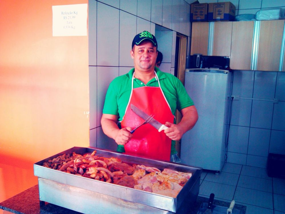 Olha o churrasco kk Goiânia Goiânia Arena