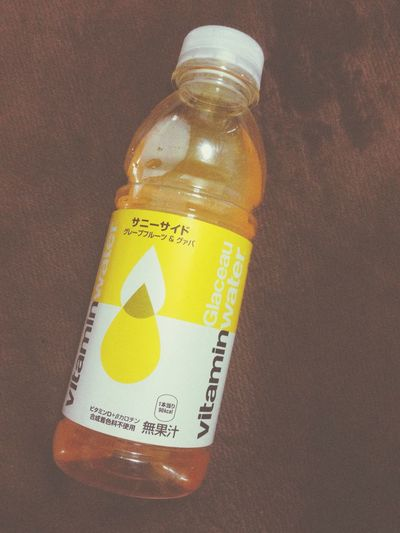 Enjoying Life Hanging Out Glaceauvitaminwater Vitamins ビタミン お初です🍹