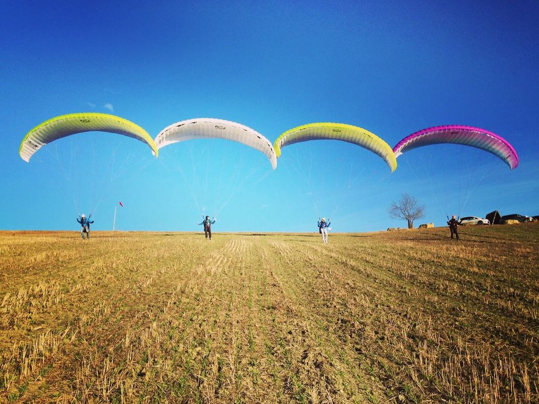 Paragliding Friends Montalto Happiness Fly Flying Goodmorning :) Magnifique