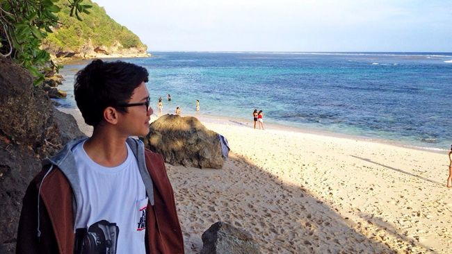 My Favorite Photo Enjoying The Sun Hanging Out That's Me Enjoying Life Green Bowl Bali INDONESIA IPhoneography