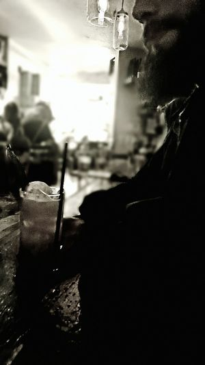 Night No People Indoors  City Close-up Riot Bar Scene Melancholy Beardedman Drinking Hola Arepa MidWest Adults Only Young Adult One Person Adult People Human Hand Human Body Part Drink The Pain Away