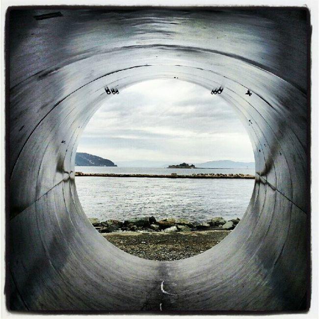 #art #phone #munkholmen #Trondheim #circle Art Circle Phone Trondheim Munkholmen