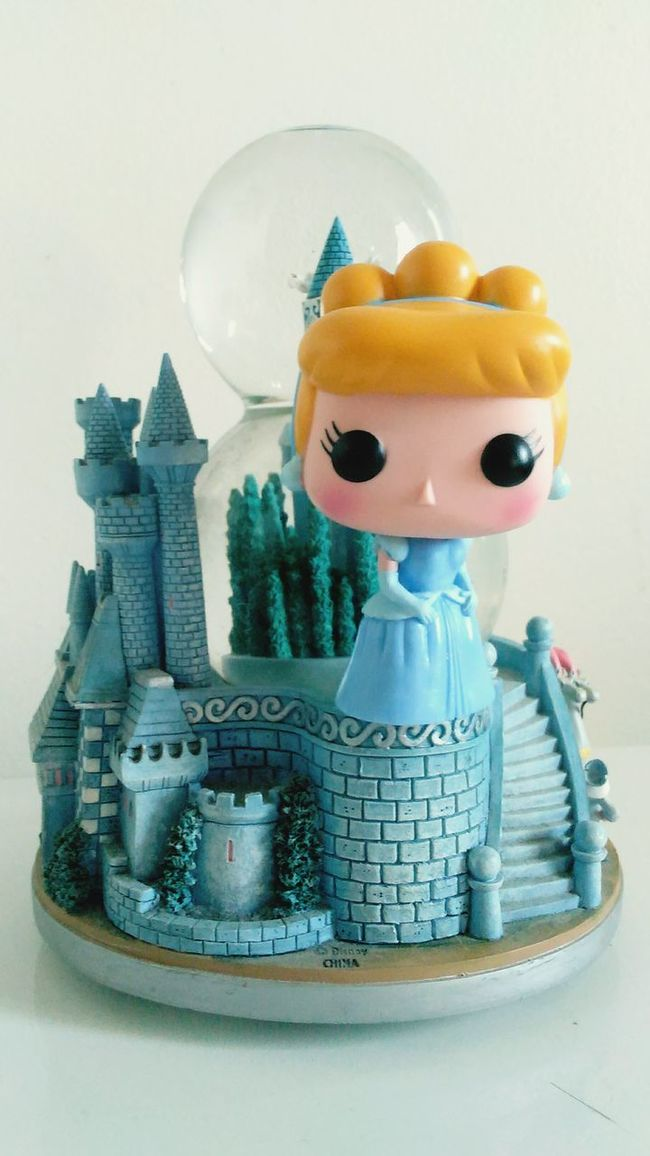 Close-up Still Life Single Object Man Made Object White Background Studio Shot Front View Funkopopaddict Amazing Beauty Funko Pop Vinyl Funkomania Vibrant Color Funkofunatic Group Of Objects Indoors  Toy Traditional Cinderella Castle Imagination Creativity Funkopopvinyl Funko Collection
