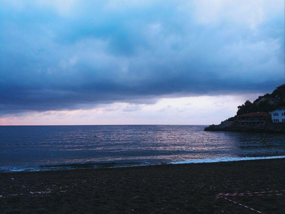 First Eyeem Photo Sea Beach Beauty In Nature Water Kapuz Zonguldak