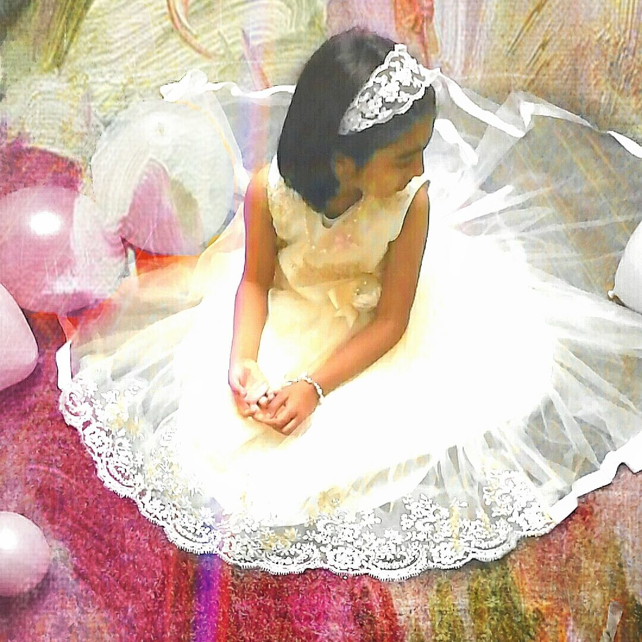 Princess ♥ Dreaming Eid Mubarak Girl Power Filters Are Fun Pixlr