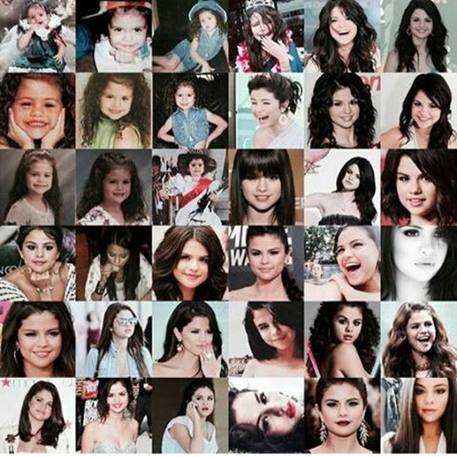 The queen👑My Idol ♥♥♥ Selena Gomez ❤ Selenator✌✌ Music's Inspiration! Holiday POV EyeEm Nature Lover EyeEm Best Edits Photo Collage First Photo 2015 Bbf 💕