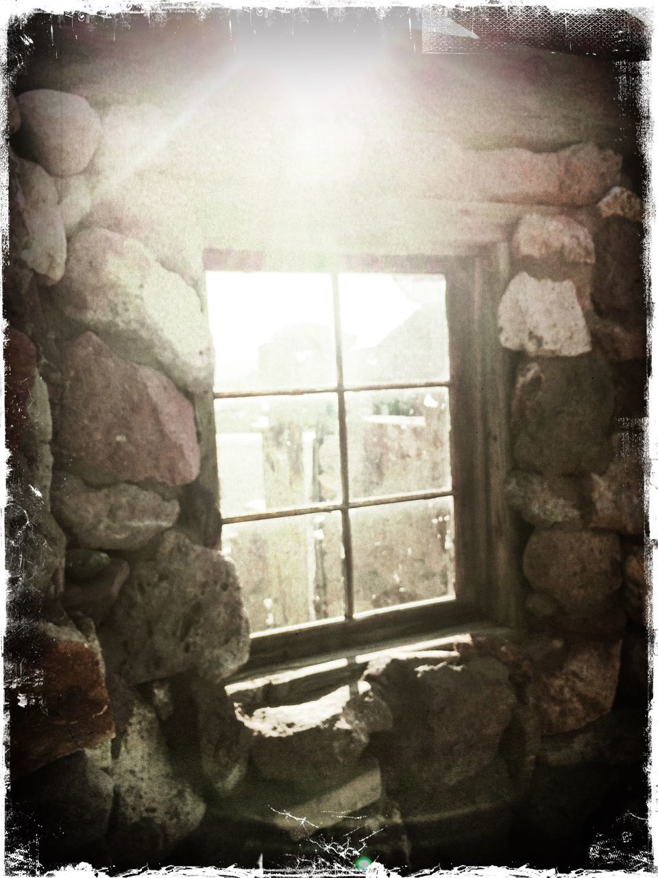 window, no people, indoors, architecture, day, built structure, frame, sunlight, close-up, tree, nature