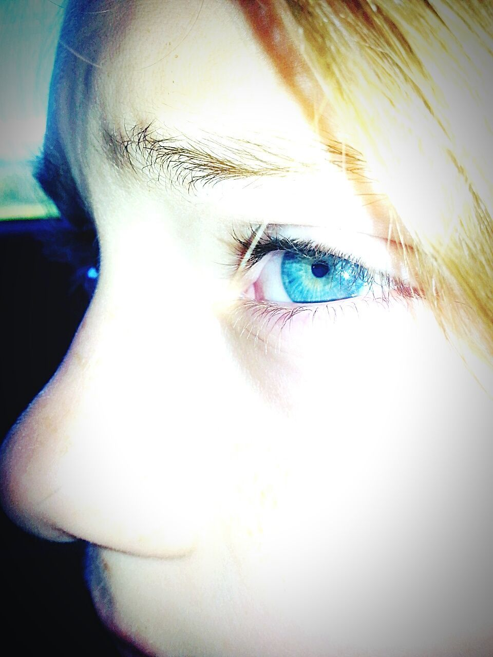 human eye, one person, real people, close-up, human body part, human face, looking at camera, portrait, indoors, eyelash, childhood, eyeball, sensory perception, eyesight, eyebrow, day, people