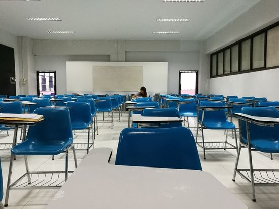 Lecture Room Education Seat Chair Classroom Student Indoors  Absence University