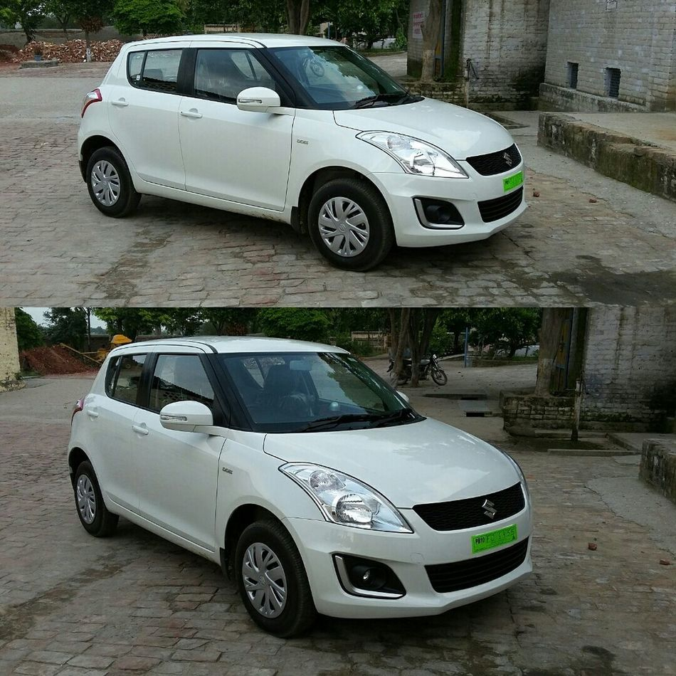 My New Ride Just All New Swift 😉