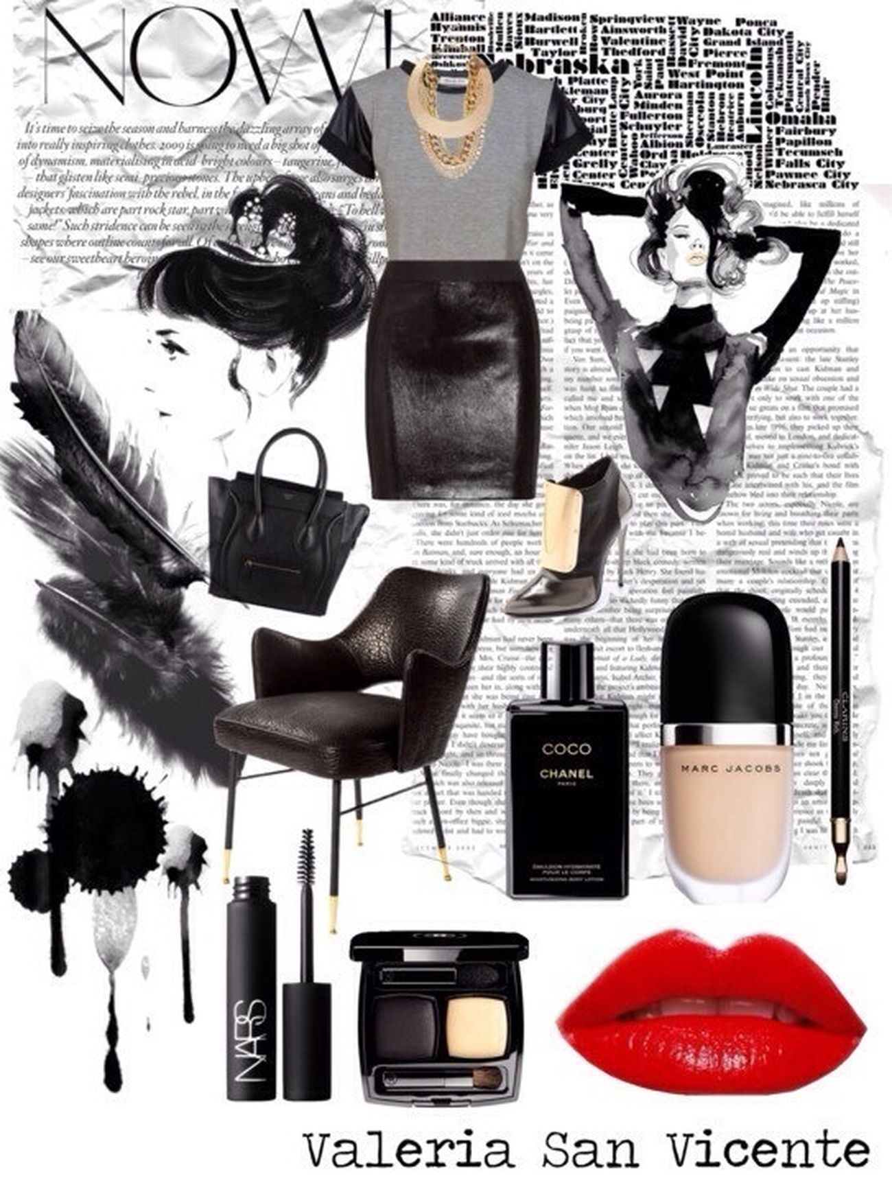 "Made In ""Polyvore"" Valeria San Vicente"