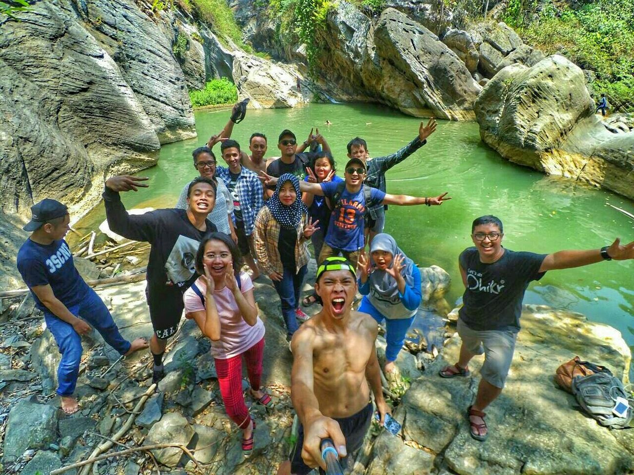 We are not Team, we are family. YESS, WE ARE JARAMBAH BANDUNG Family..