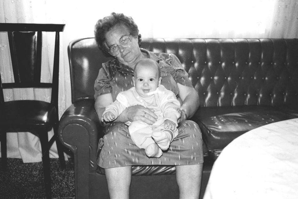 Grandma's Little Boy