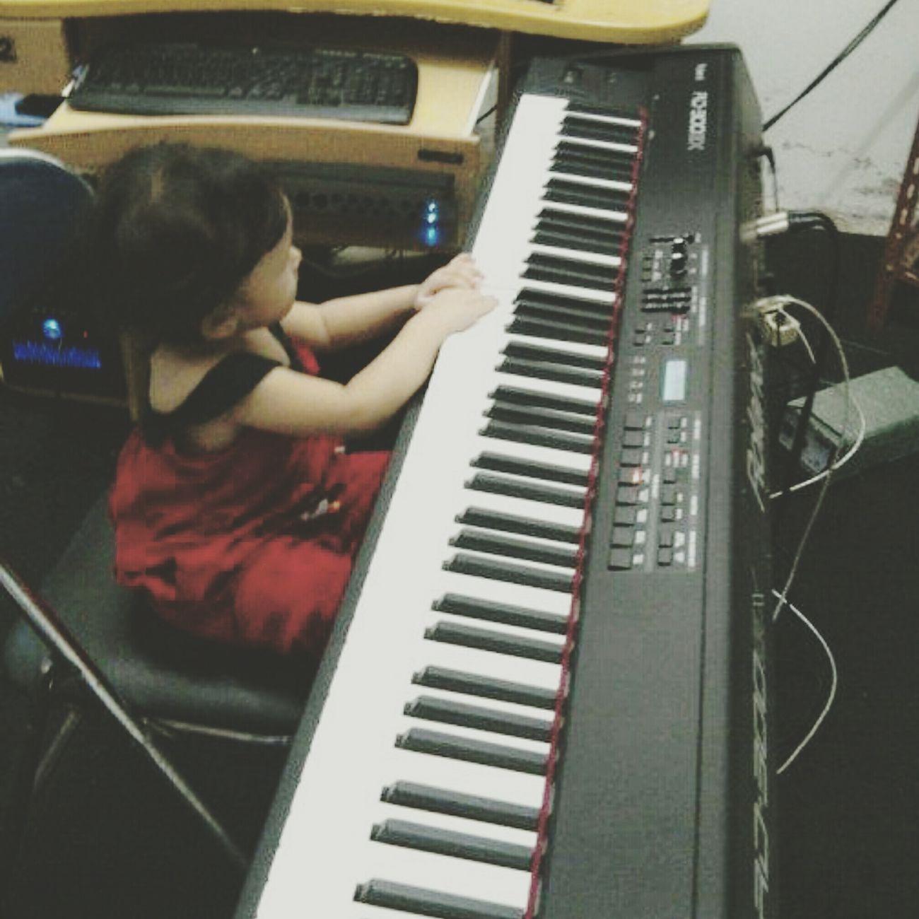 Everyday Education Music Musician Playing Piano Learn Learning Enjoying Life Eye4photography  Kidsphotography