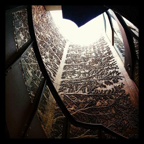 Stairs London Camdem Town  Market