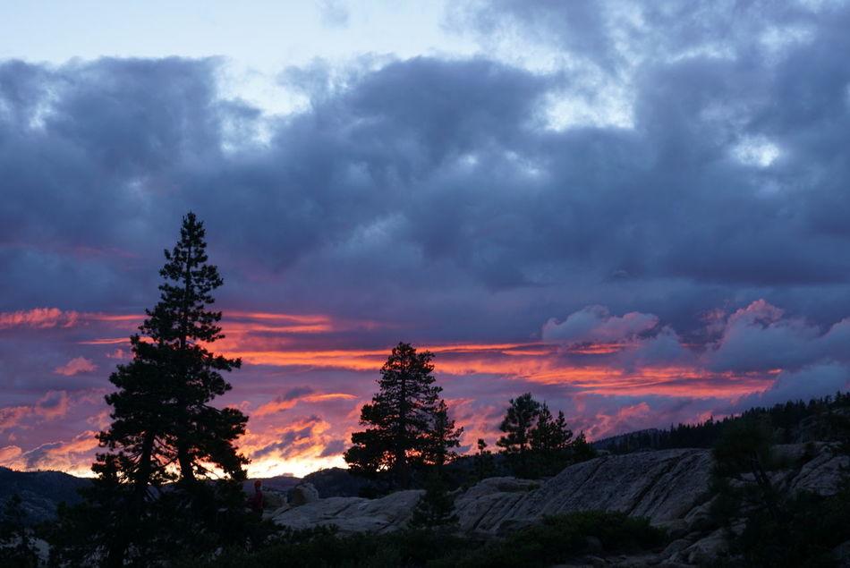 California Sunset Sunset Sunset_collection Sky And Clouds Sky_collection Clouds And Sky Cloud_collection  Hermit Valley