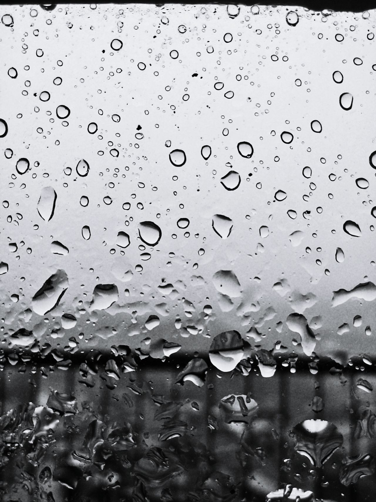 Typhoon Raindrops Window The View From My Window Rainy Days Raining Outside Cooped Up Inside