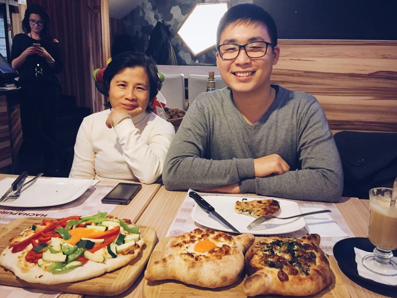 Anyammal Vacsorazom!! Budapest Olaszétlap 😇