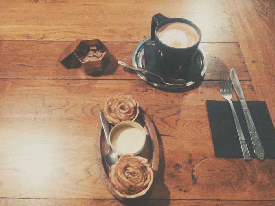 Magrittecukurcuma Latte Applepie Nite Nite VSCO Vscoistanbul Vscocam