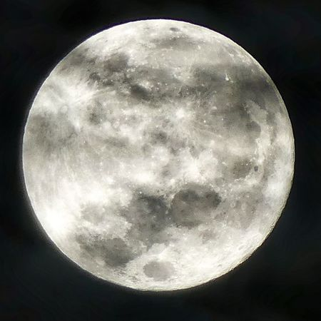 Moon Surface Full Moon Moon Space And Astronomy Planetary Moon Supermoon2016 Moon Nightphotography