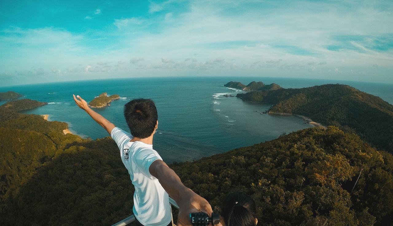 Philippines First Eyeem Photo Outdoors Nature Sky Scenics LiveLifeLove Bicol LoveNature GodsMasterpiece