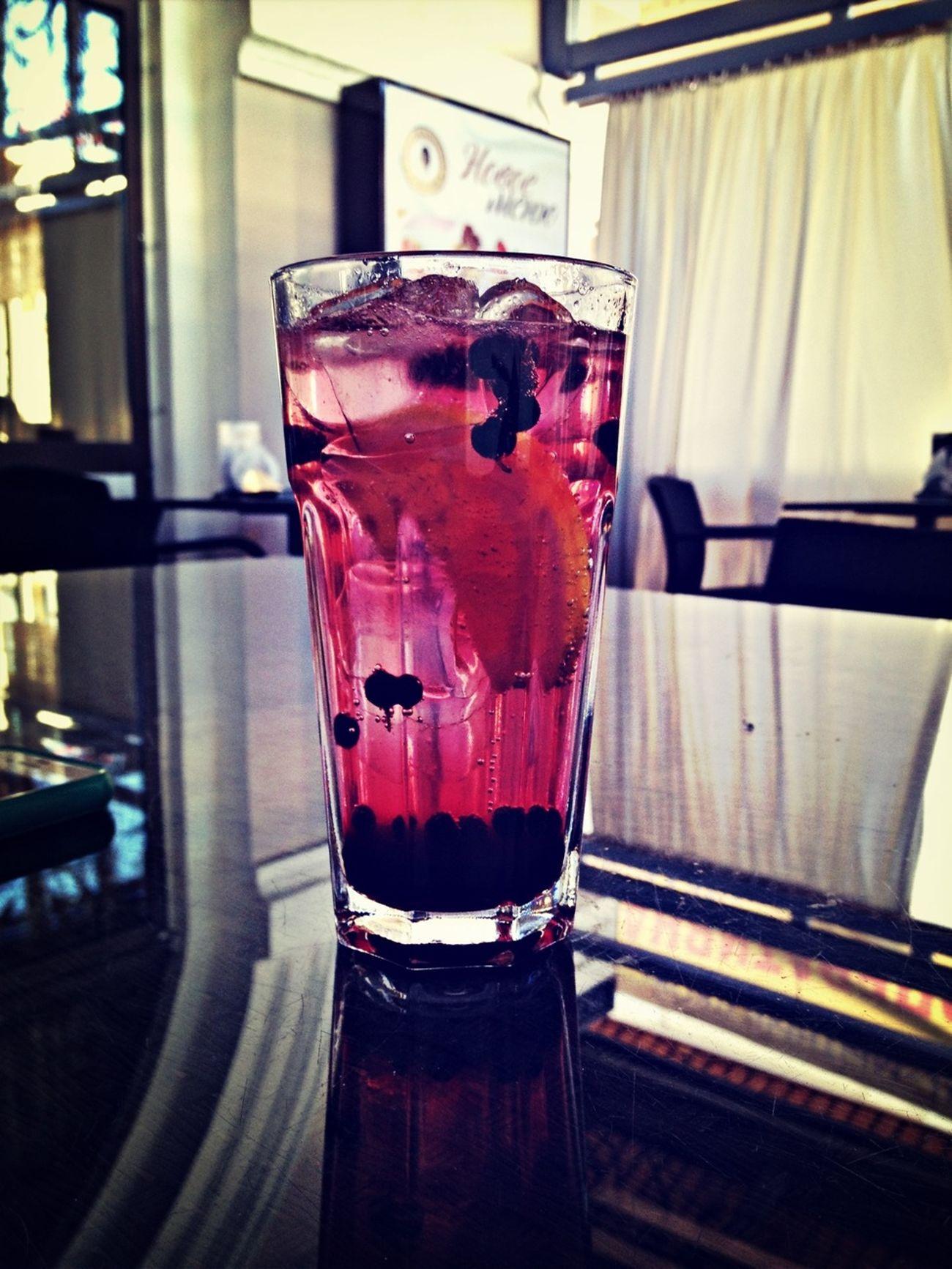 Bilberry Lemonade