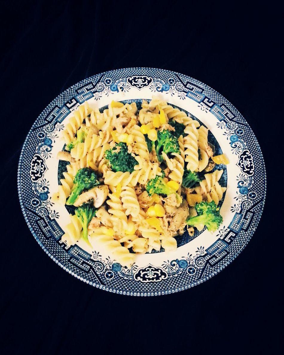 Dinner | Foodphotography Pasta Veggiedinner