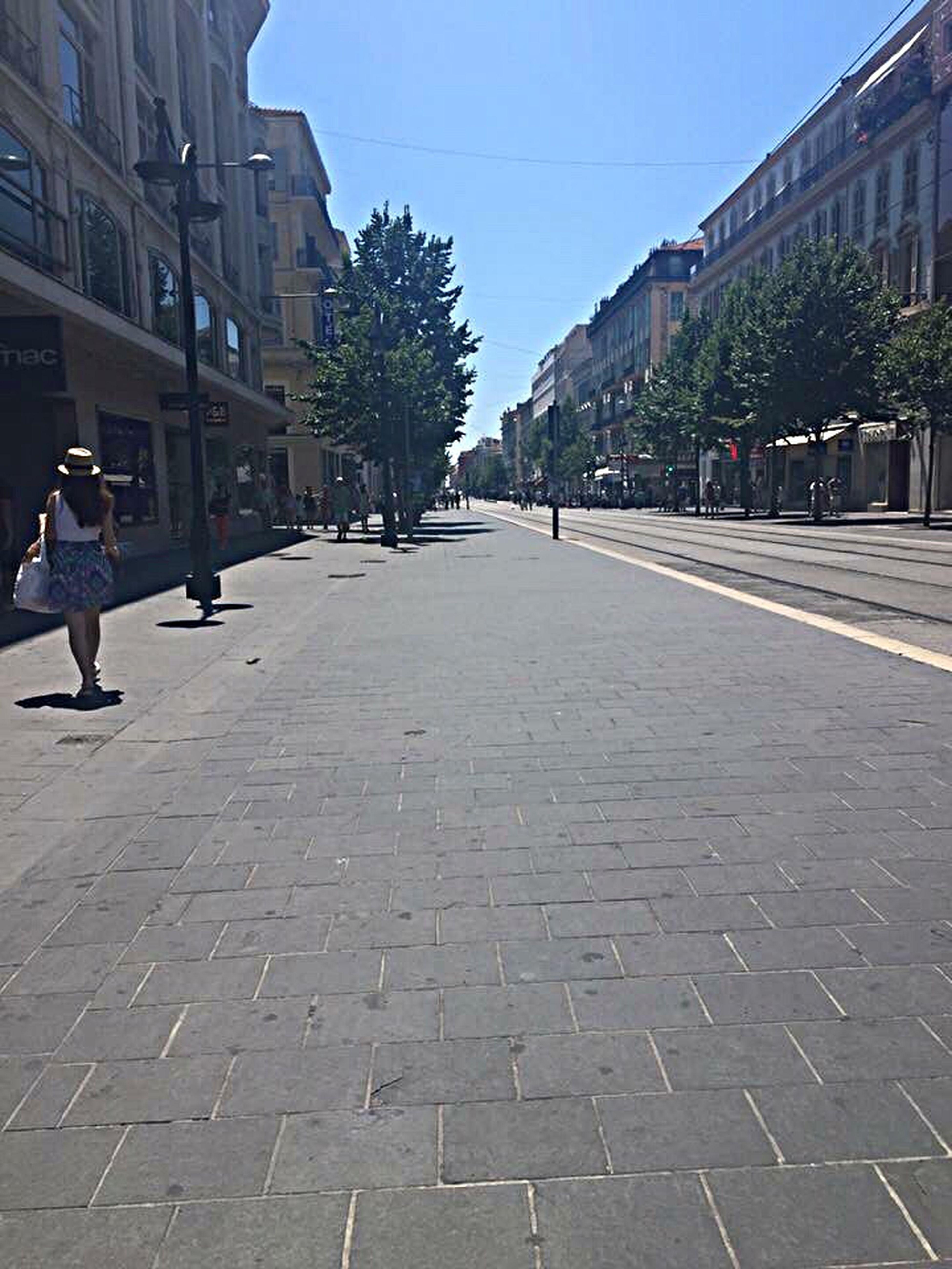 Nice France Shopping In Nice Street