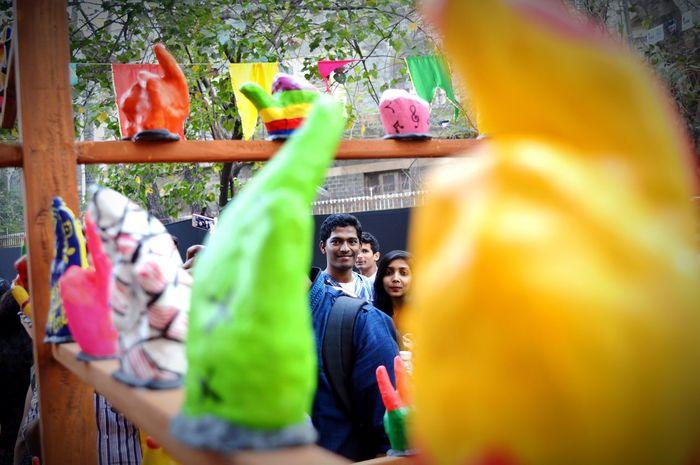 Kalaghoda Festival Incredible India Random Click Friends Forever! 2014 Festival