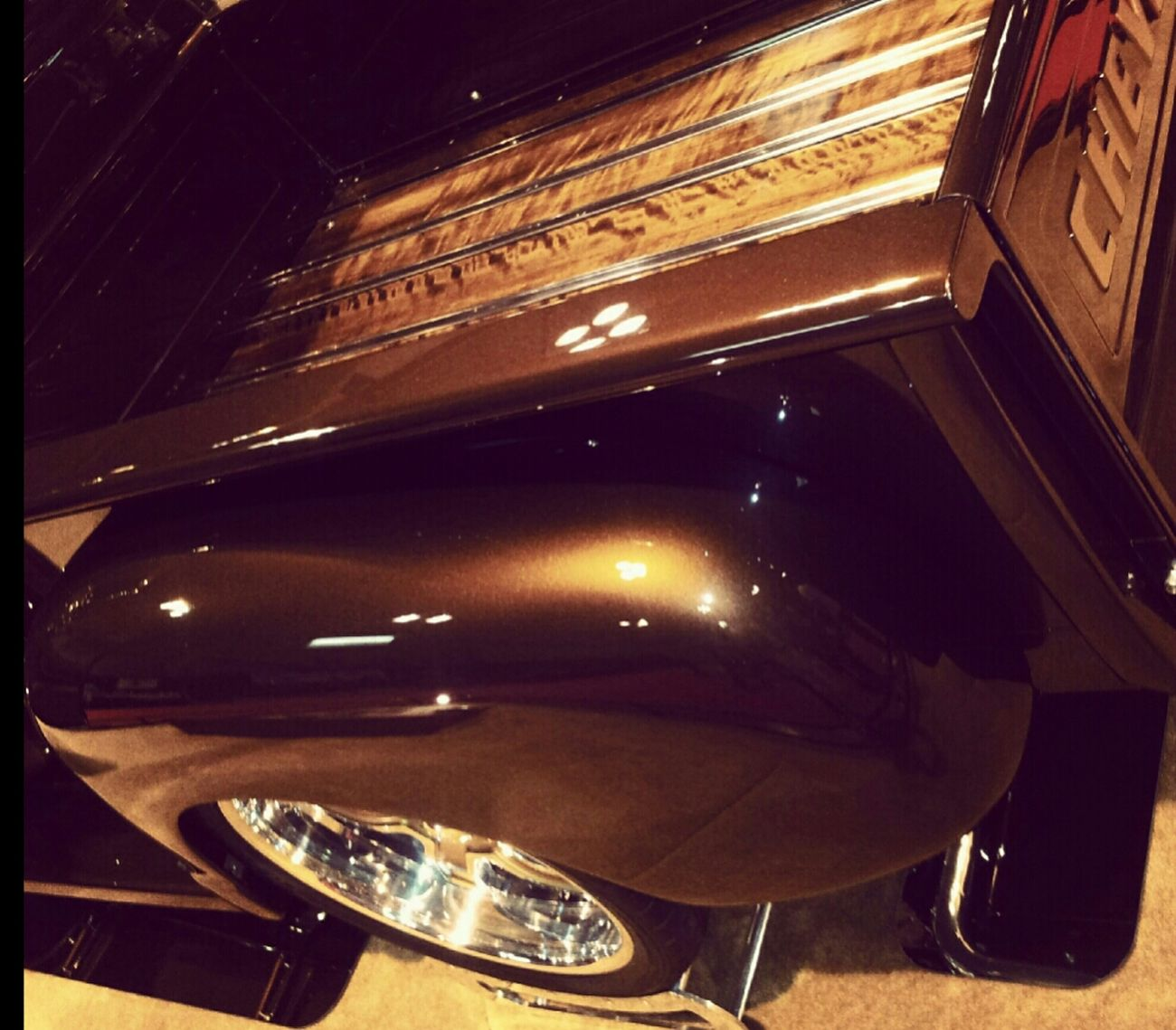 Wood Vintage Chocolate Taking Photos Oldschool Truck TheMinimals (less Edit Juxt Photography) Chevy Brown Chrome Jus Because