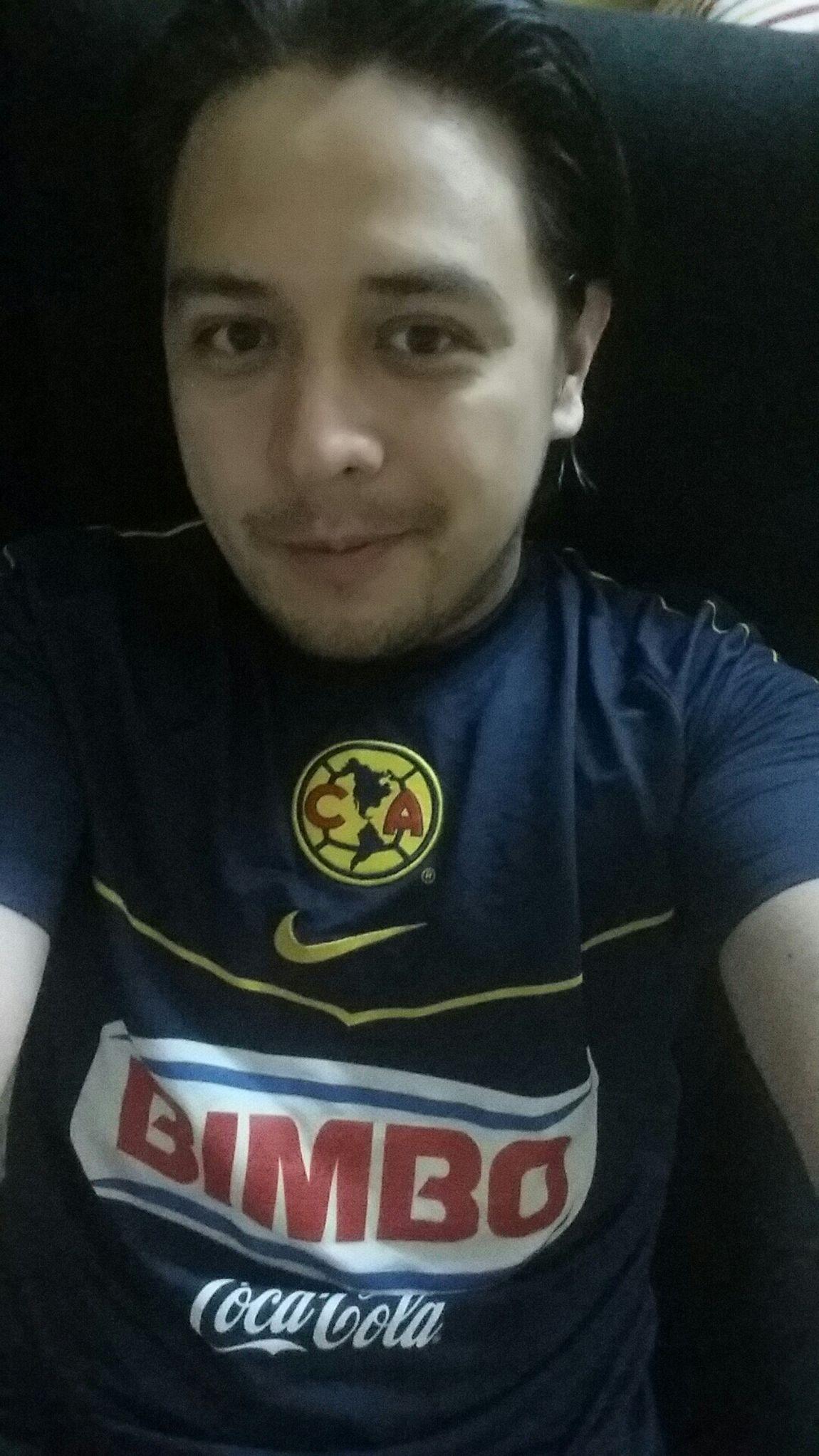 Vamos América Futbol Selfie That's Me Mexico