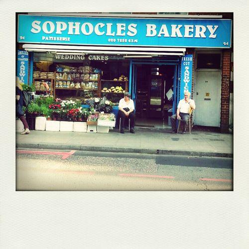 Oldshops Bakery Street Photography