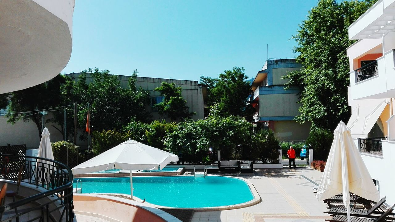 Hotell Hollydays Greece