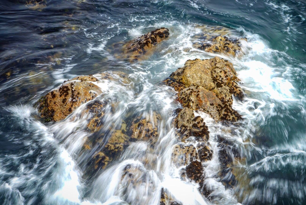 Messing with shutter🌊👌👍 High Angle View Water Motion Nature Sea Beauty In Nature Outdoors Wave Tranquility Sony First Eyeem Photo Sony A7 Beauty In Nature EyeEmNewHere Photography Break The Mold IPhoneography Tranquil Scene Love Sonyalpha