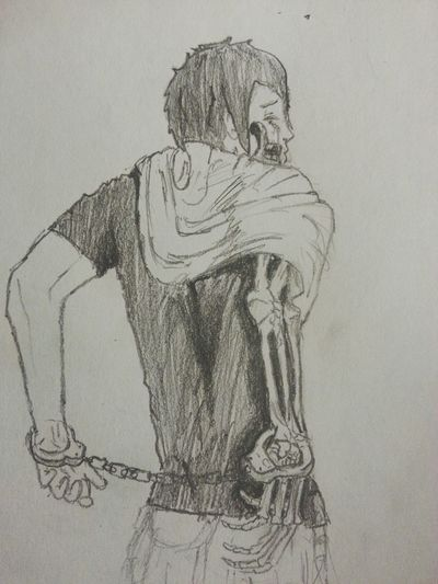 Drawing So Bored lol ♥