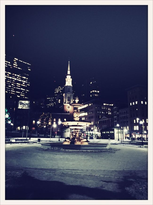 The Common Boston Massachusetts Empty Places Street Photography AMPt_community NEMstreet