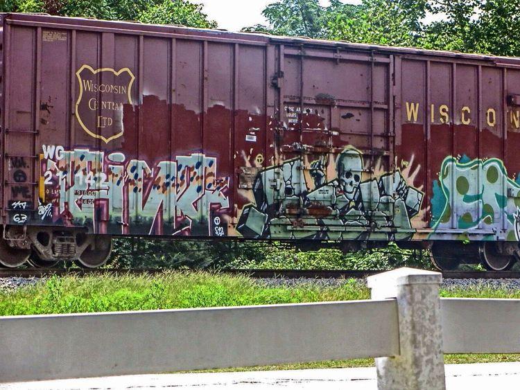 ICH Ichabod Railart Railphotography Ich