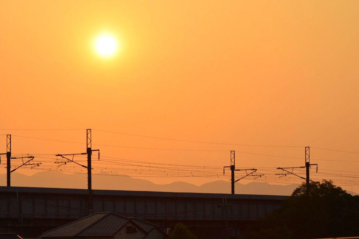 生きる Live 日常 Life Nature Nature_collection Nature Photography ゆうひ Sunset