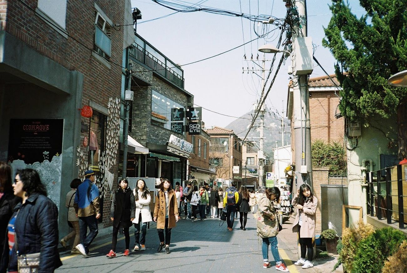 Olympus Olympusxa 35mm Korea