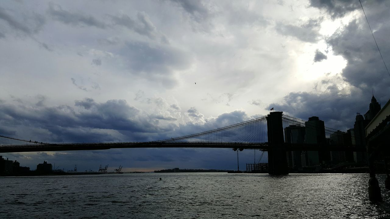 Unedited The Purist Showcase March From My Point Of View East River New York City Impending Storm Sudden Cloud Formations Showing Imperfection Geometric Architecture Architecture Manhattan Adapted To The City