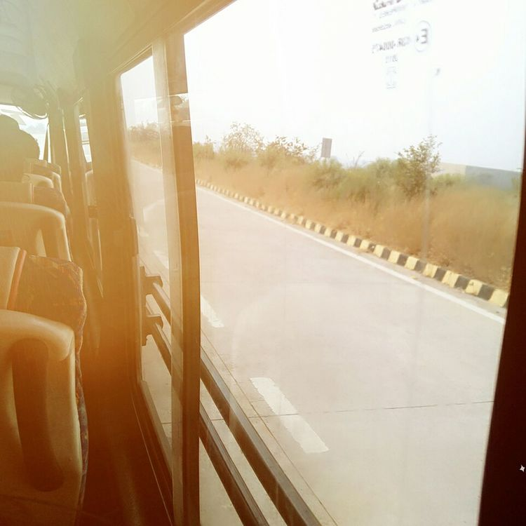 When travelled by road... Journey Travel On The Move