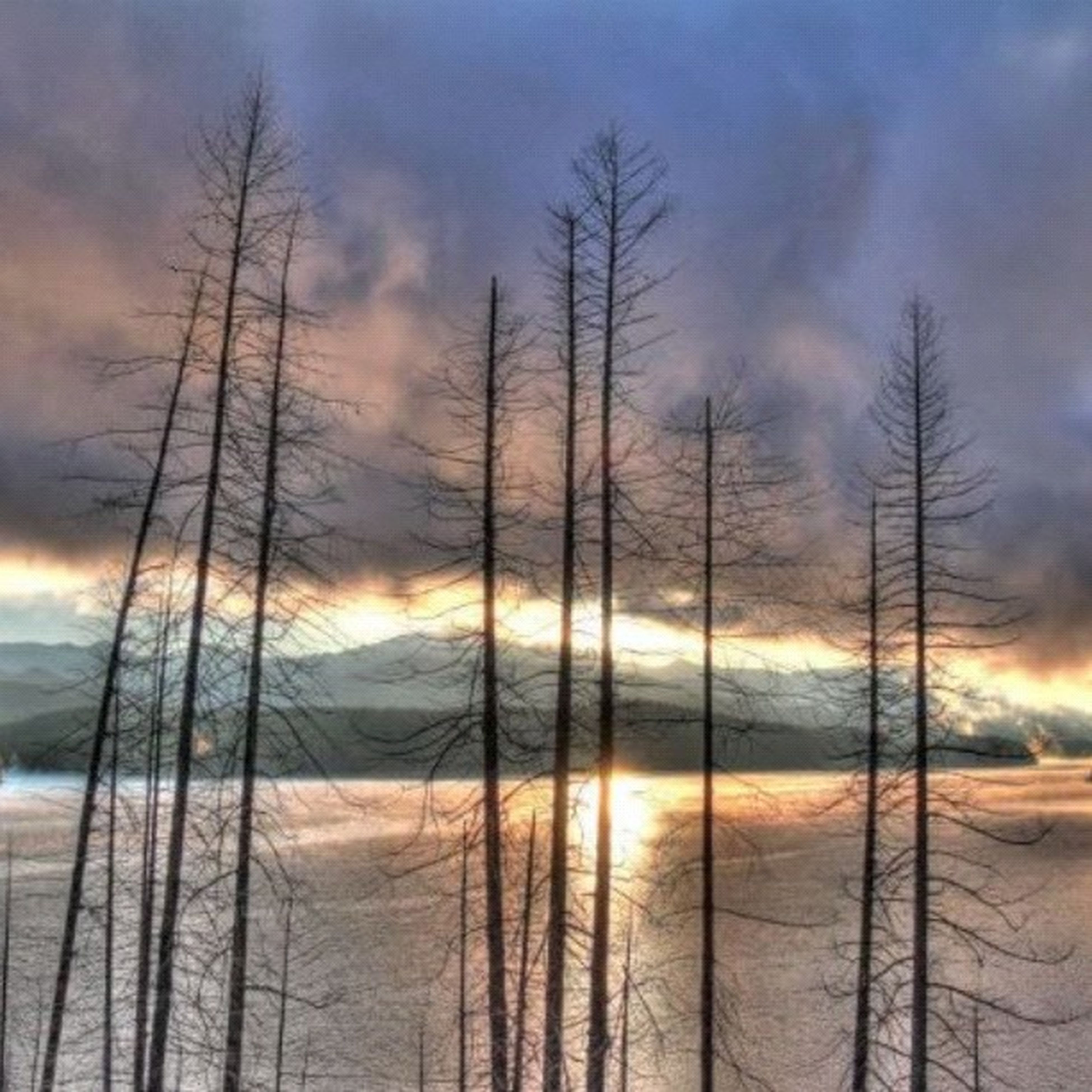 #HDR #GLACIERPARK #sunrise #montana #jewelbasin HDR Montana Instamood Instagramhub 30likes Instaebtree Jons30likes Jewelbasin Glacierpark Sunrise