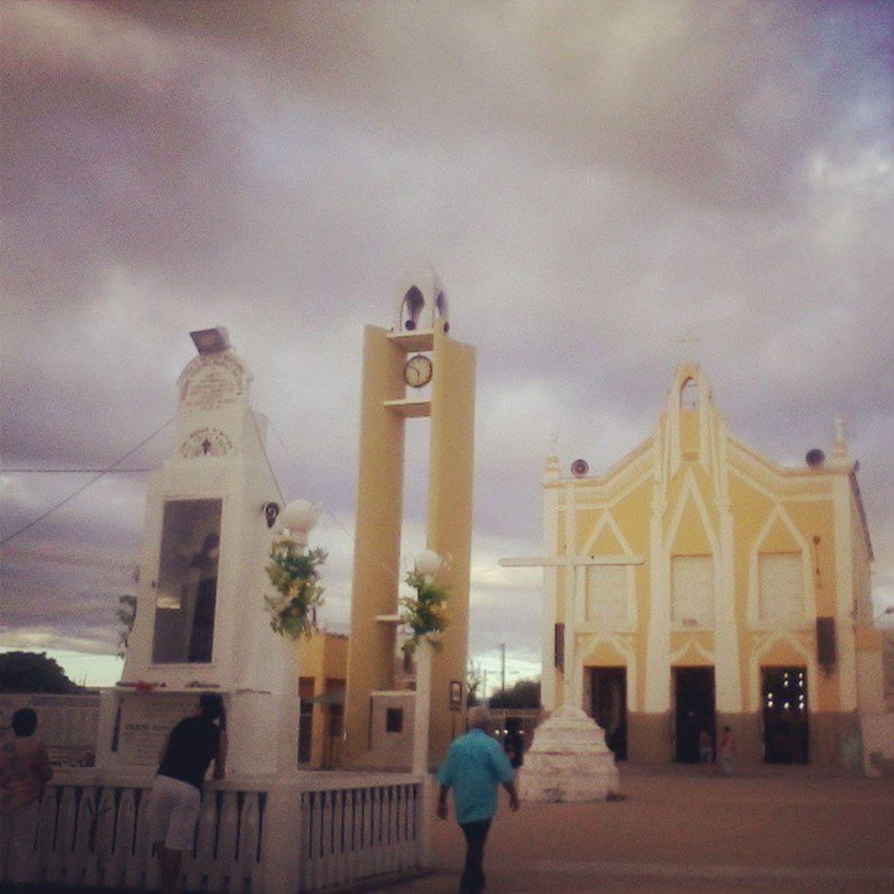 Capela do Socorro Turismo Roteiro JuazeiroDoNorte Cariri Ceará Fé Igreja CapelaDoSocorro Rahhdantas