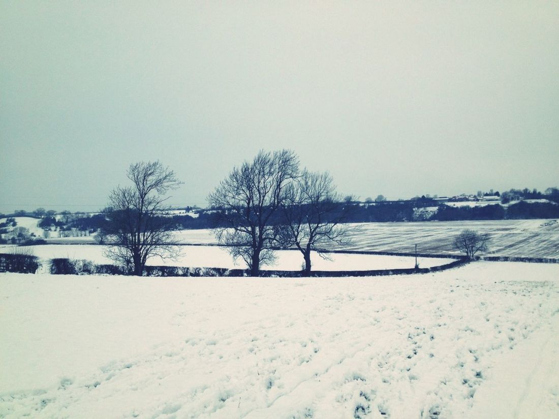 Want the snow back