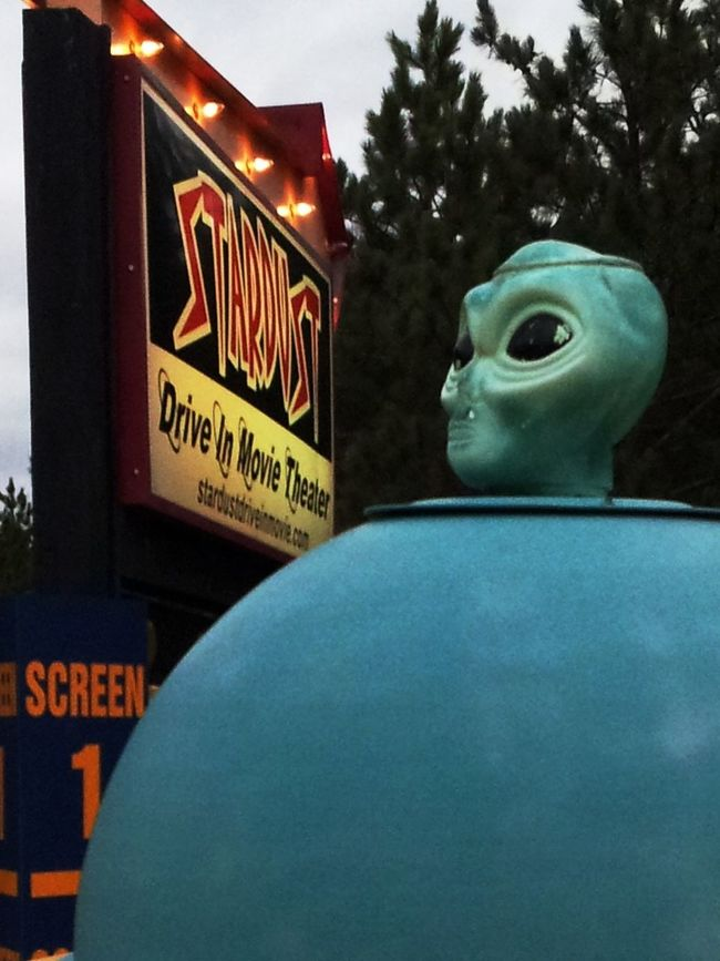 Alien At The Movies