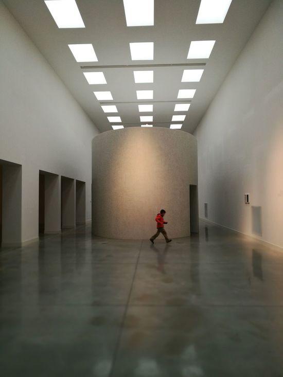 One Person Built Structure Architecture Sgaiatour Fondazione Bisazza Break The Mold