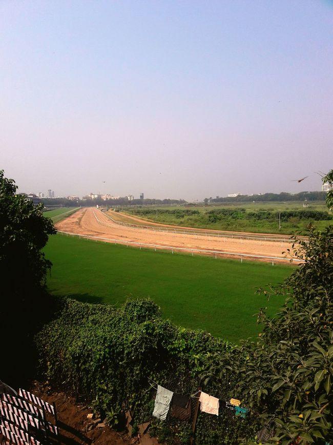 Mumbai Mahalaxmi racecourse. Hanging Out Enjoying Life