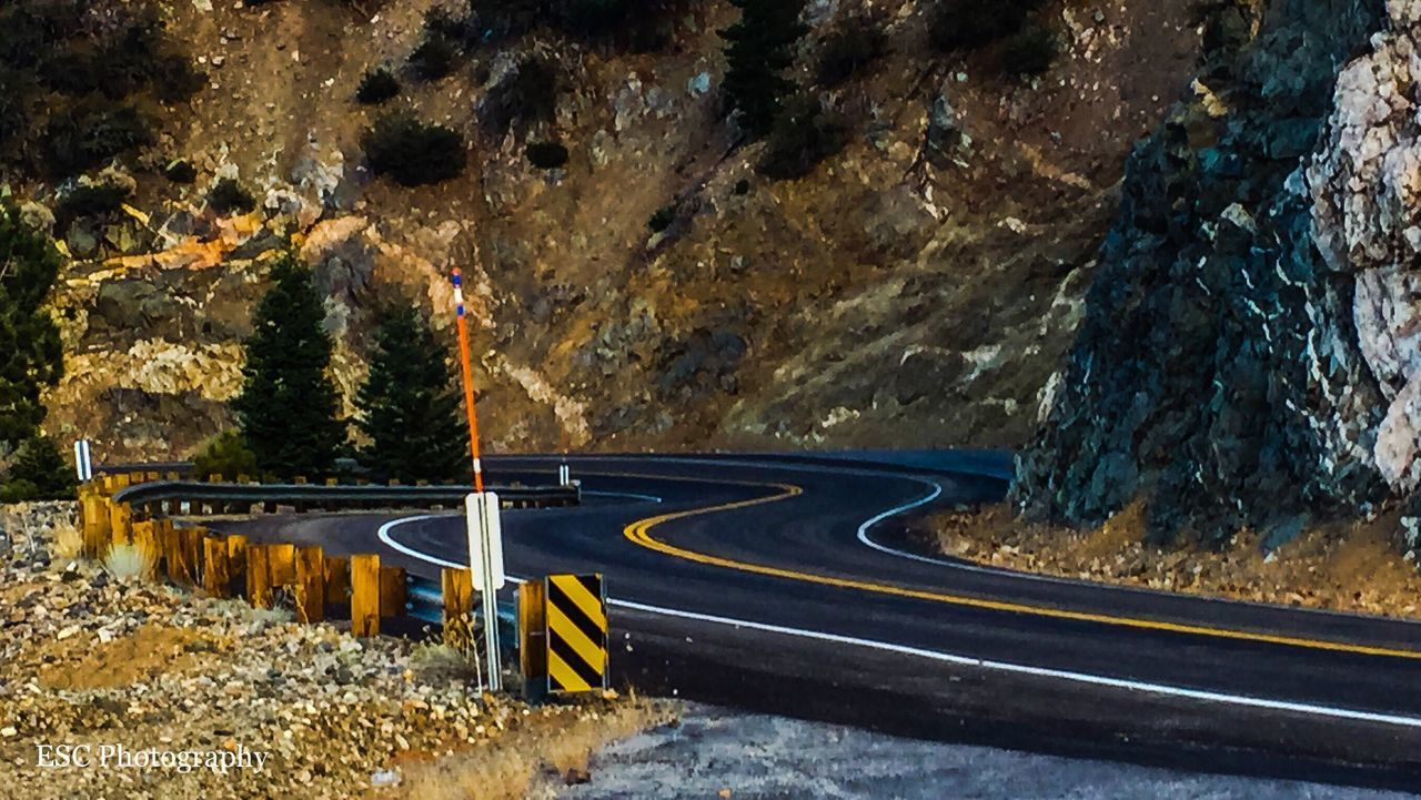 Happiness Isn't Around The Corner, It Is The Corner. Winding Road Nature Day Mountain Outdoors Beauty In Nature Mountain Road Exploring Photography Landscape Wallpaper Photographer Canyon Touge AngelesCrest Forest Photography