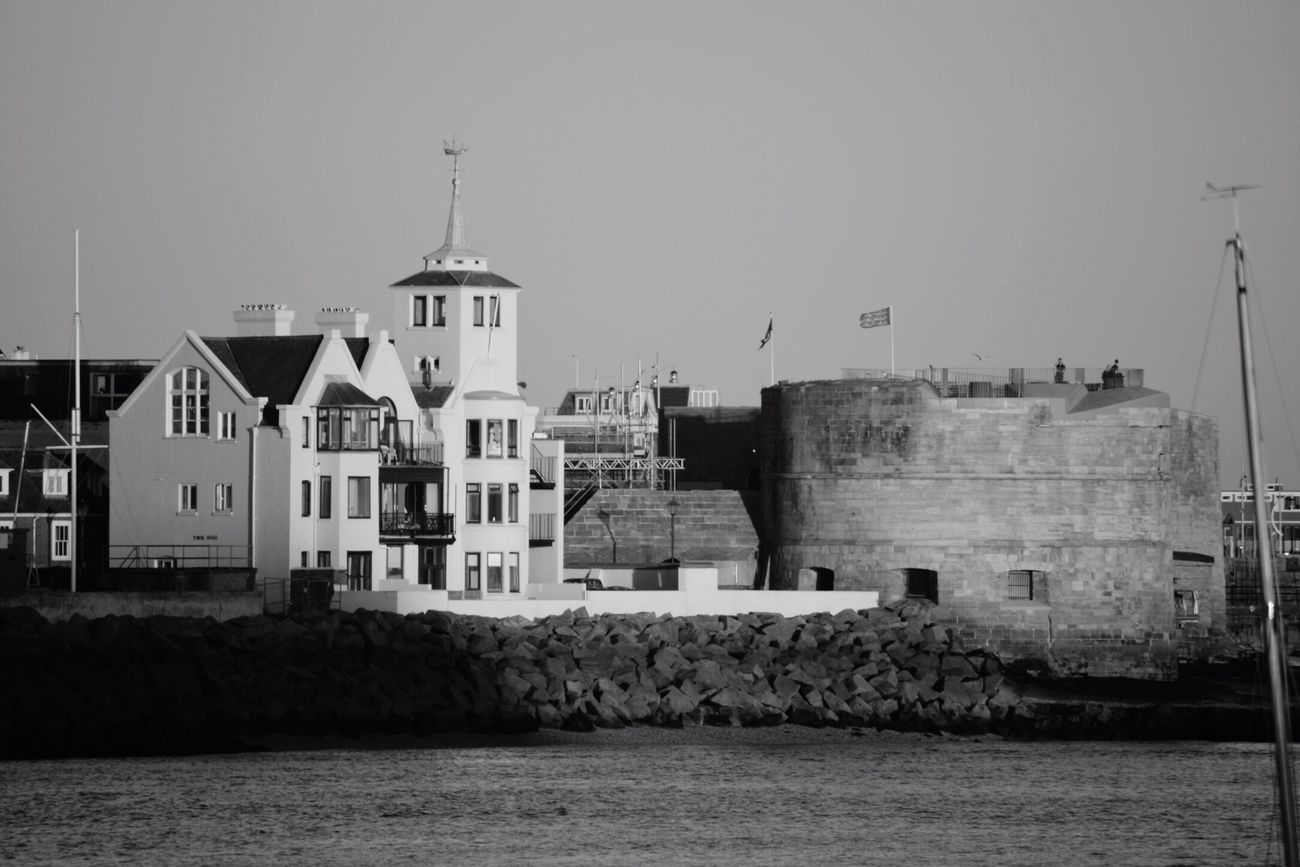 Round Tower Portsmouth Hampshire
